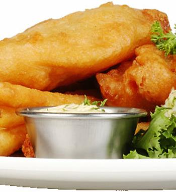 Friday fish fry for All you can eat fish fry